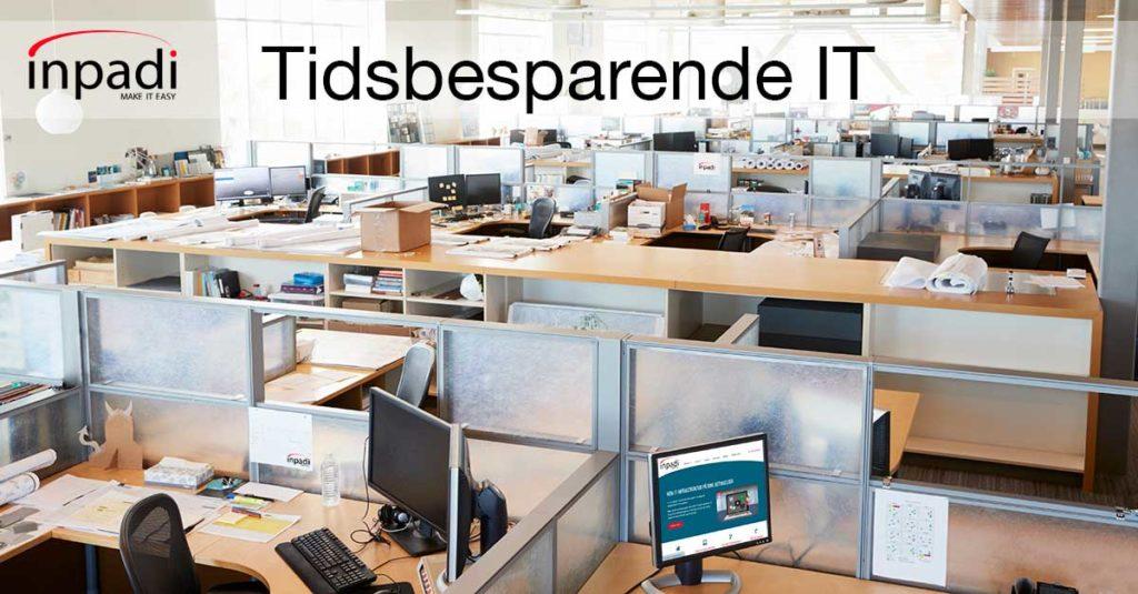 Tidsbesparende IT værktøj