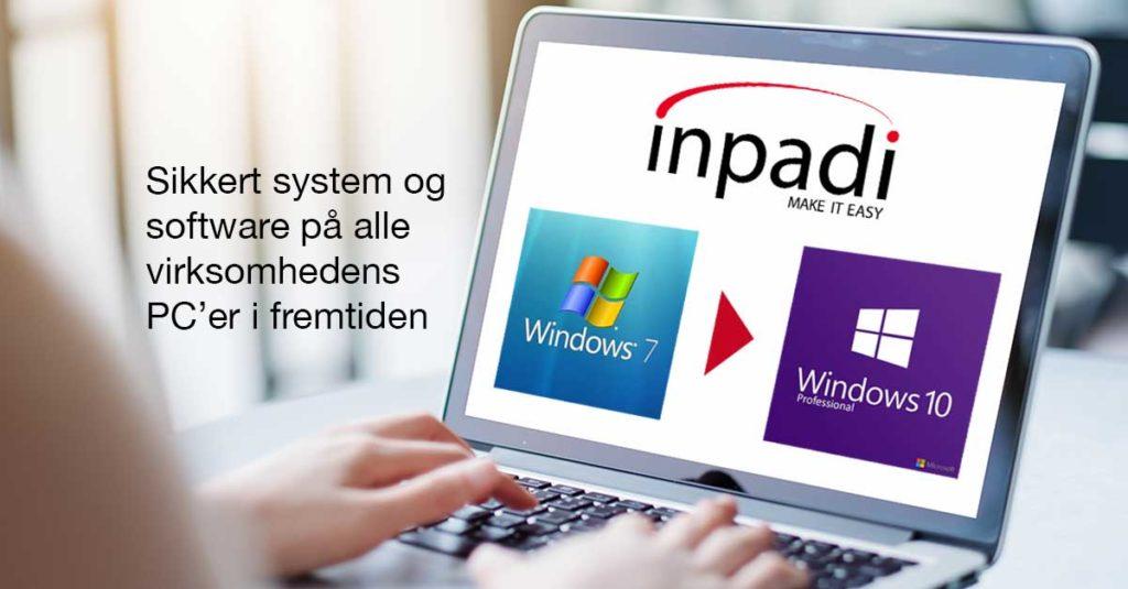 Sikkert system og software